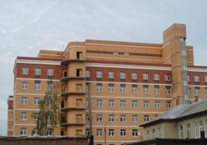 Строительство больничного комплекса