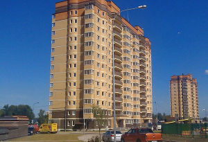 Микрорайон «Московские Водники» 25, 26, 27, 28 корпус (I очередь, фото 2)